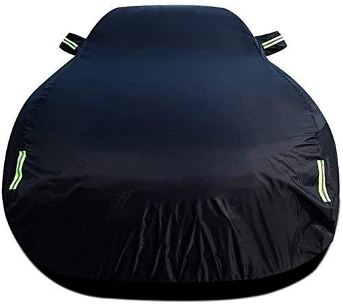 Sneeuw en bescherming tegen krassen Auto te dekken is compatibel met Cullinan waterdichte auto te dekken, complete auto te dekken, sneeuw, stofdicht autos te dekken, antivries, Oxford materiaal, all-