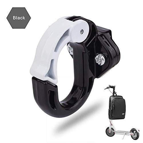 FEC Exclusively Designed Alloy Hooks for Hanging Gadget Bags Helmet Shopping Bags for Xiaomi Mijia M365/PRO Segway Ninebot ES1 ES2 ES4 etc Electric Scooter