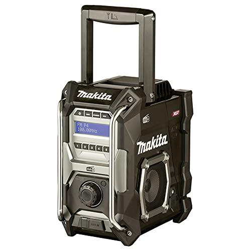 Makita MR003GZ01 12 V 40 V max Li-Ion CXT/LXT/XGT DAB+ Baustellenradio