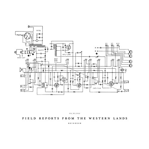Field Reports from the Western Lands (Andy Skopes Remix)