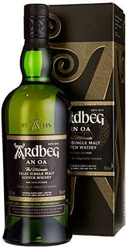 ARDBEG ISLAY AN OA mit Geschenkverpackung Whisky (1 x 0.7 l)