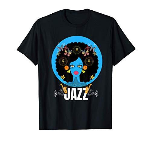 Jazz Funk - African American Electric Music Camiseta
