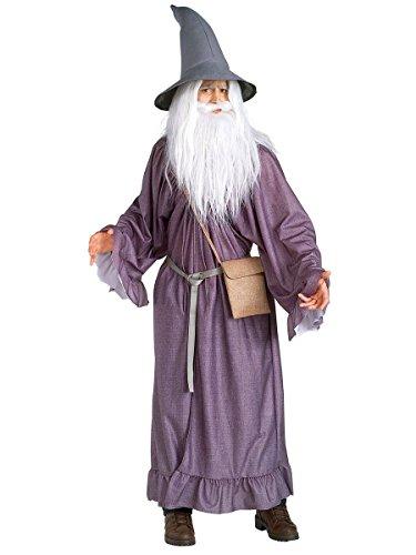 Rubies Déguisement Gandalf (Le Seigneur des Anneaux) - Adulte Taille : M