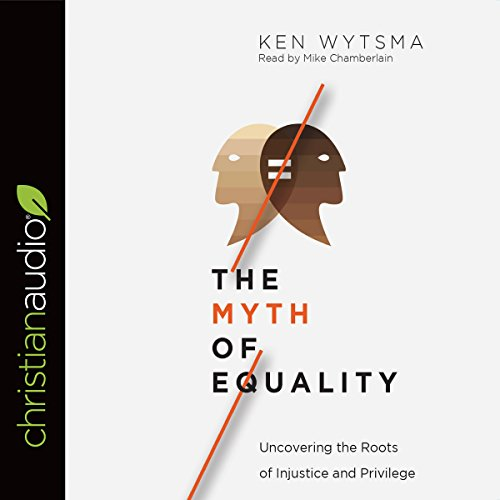 The Myth of Equality audiobook cover art