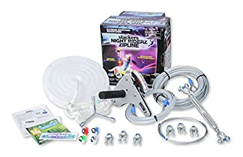 100 Night Riders zip line kit