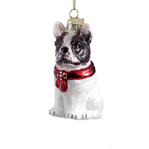 Kurt Adler French Bulldog Ornament