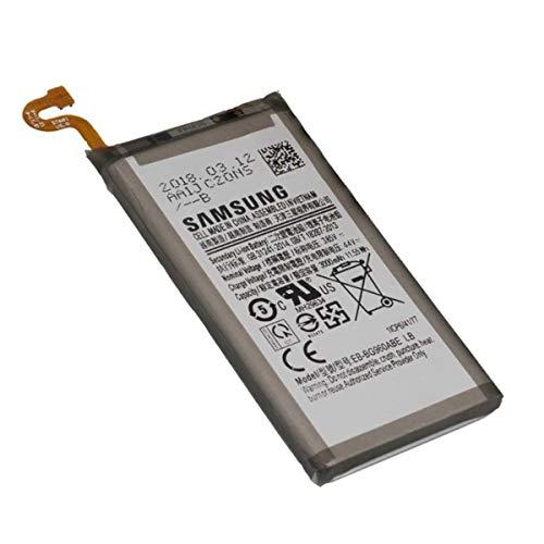Bateria Original - Bateria Original Samsung EB-BG960ABE para Samsung Galaxy S9 con 3000mAh de Capacidad con Carga Rapida 2.0 - Sin Caja