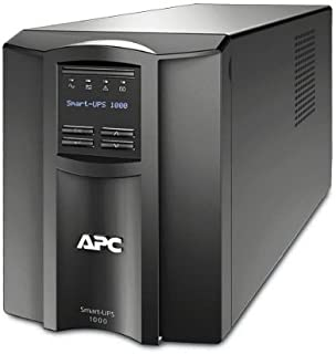 APC SMT1000 - Smart-UPS 1000VA LCD UPS Battery Backup (Renewed)