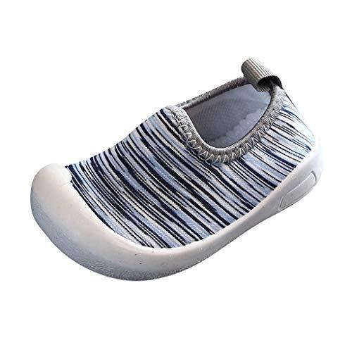 Makalon Unisex Kinder Schuhe Freizeit Mesh Sneaker Atmungsaktiv Sportschuhe Laufschuhe, Baby Jungen Mädchen Schuh Turnschuhe, Anti Rutsch Outdoor Sport Hallenschuhe Wanderschuhe