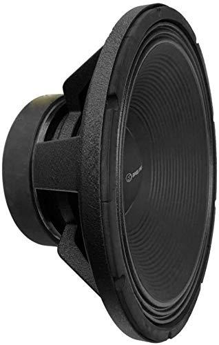 BASS FACE PAW18.2 altoparlante diffusore sub woofer 46,00 cm 460 mm 18' di diametro 1000 watt rms 2000 watt max impedenza 4 ohm auto portiere, 1 pezzo