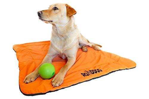 The Road Dog Large Waterproof Travel Dog Mat Dog Bed