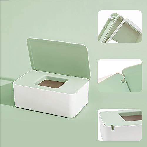 Xushan - Caja de toallitas húmedas para bebé, conserva las toallitas frescas