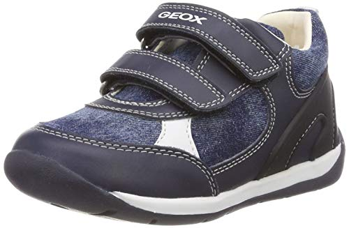 zapatos geox ni�os con luces jeans