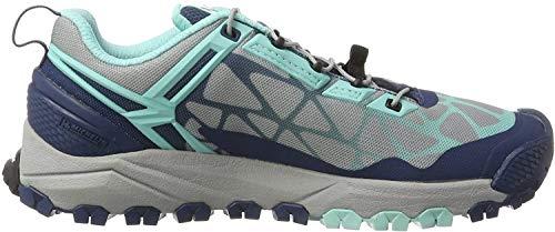 Salewa WS Multi Track, Zapatillas de Senderismo para Mujer, Gris (Cinder/Hot Coral...