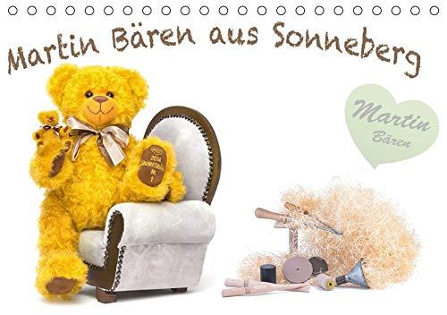 Martin Bären aus Sonneberg (Tischkalender 2020 DIN A5 quer): Wandkalender Martin Bären aus Sonneberg (Monatskalender, 14 Seiten ) (CALVENDO Spass)