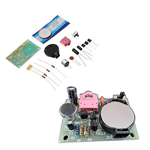 KASILU Dlb0109 DIY Highschool Fidelity Swaf Eleacheach SIDA Amplificador de Audio Kit Módulo de Placa de Amplificador Digital Alto Rendimiento