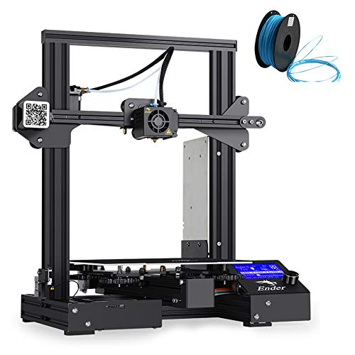 Creality Ender 3 Pro 3D Printer LCD Display Printer Resume Printing Size 220 * 220 * 250mm Give 1 3d Filament As a Gift