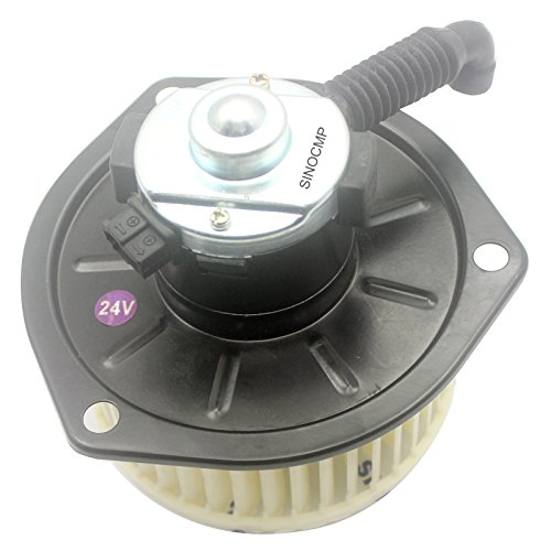 SINOCMP Ventilateur de climatisation pour Volvo EX290 EC460 EC460B EC140 EC210