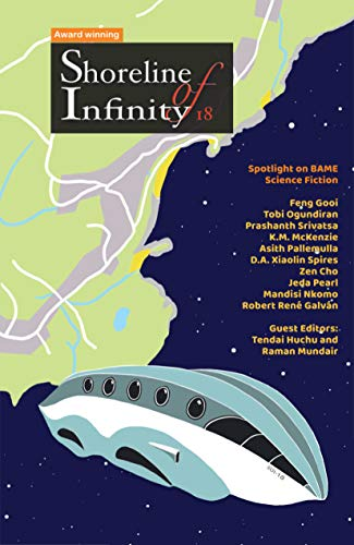 Shoreline of Infinity 18: Science Fiction Magazine (English Edition)