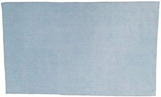 コネクト マイクロファイバー クロス 超極細繊維 超音波カット 厚手A 30cm×50cm 100枚セット ブルー