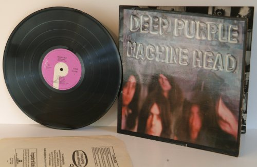 DEEP PURPLE machine head, gatefold