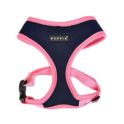 Puppia Soft Harness II - Navy - L
