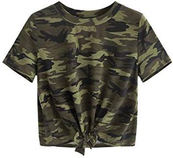 Camouflage girl shirt _image0