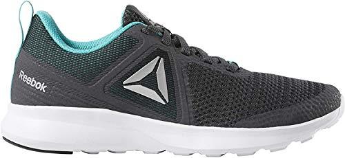 Reebok Speed Breeze, Zapatillas de Trail Running para Mujer, Multicolor (Cold Grey/White/Solid Teal/Silver 000), 40 EU