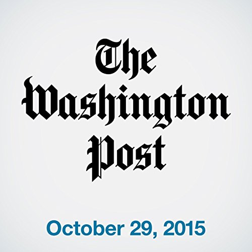 Top Stories Daily from The Washington Post, October 29, 2015 copertina
