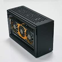 Bykski Flex A35 Mini Transparent Acrylic ITX Computer Case (A51 Case)