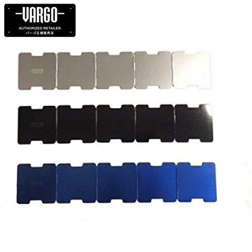 vargo(バーゴ)【正規輸入店】アルミニウムウインドスクリーンブルーT-421