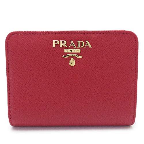 プラダ(PRADA)『サフィアーノレザー財布(1ML018_QWA)』