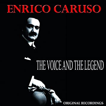 The Voice and the Legend (245 Original Recordings)