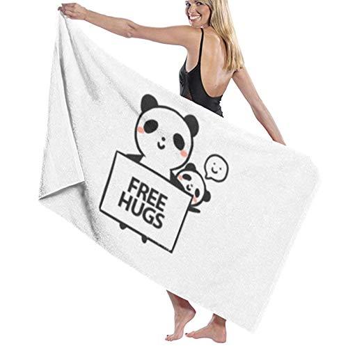 ghjkuyt412 Bath Towel,80X130Cm Classical Dragon Silver Bath Towels Super Absorbent Beach Bathroom Towels For Gym Beach SWM SPA