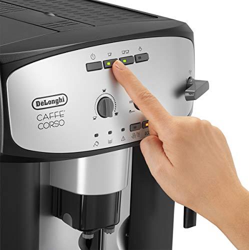 De'Longhi R132212012 ESAM 2800.SB Bean to Cup, Plastic, 1450 W, 1.8 liters, Black