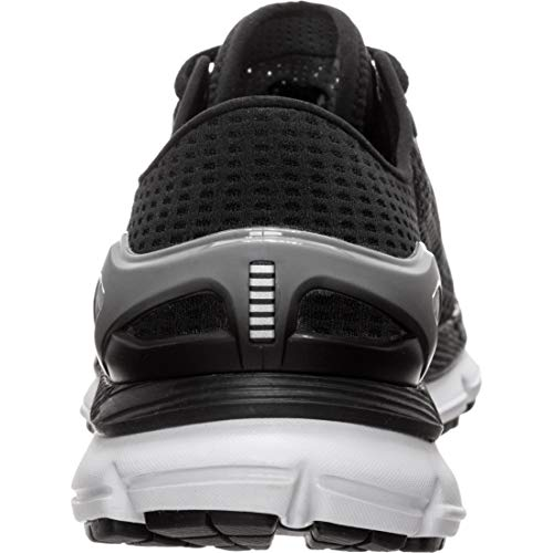 Under Armour Speedform Intake 2, Zapatillas de Running Mujer, Negro (Black/Steel/White), 36.5 EU
