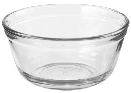 4-Quart Glass Mixing Bowl