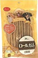 PETRO(ペトロ) 犬用おやつ プレーン味 (ロール, 24本入り)