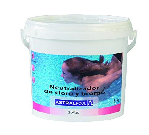 Fluidra 16578 - Neutralizador Cloro-bromo 6 kg