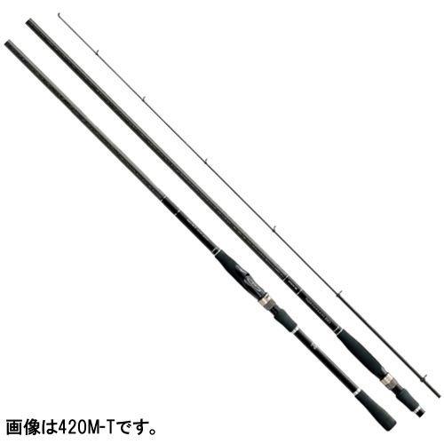 シマノ(SHIMANO) ロッド ボーダレスBB 磯 420ML-T 4.2m