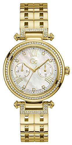 Gc Guess Collection Y78002L1MF PrimeChic Dames horloge 36 mm
