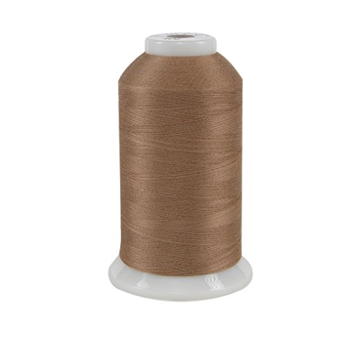 Superior Threads 11602-406 So Fine Toast 3-lagig 50 W Polyesterfaden, 50 m