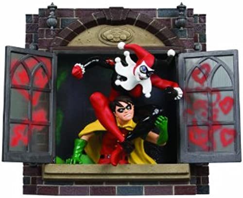 DC Comics Statue Gotham City Stories Part 4 Harley vs. Robin 15 cm