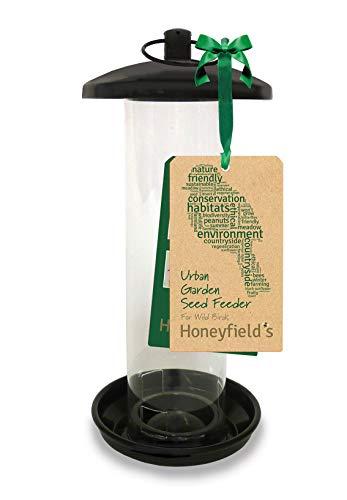 Honeyfields 71485097 Hanging Wild Bird Seed Feeder, Urban Garden Design in...