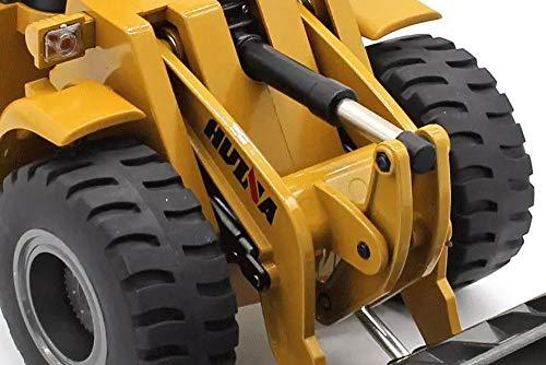 RC Auto kaufen Spielzeug Bild 5: Huina CY1583 RC Constuction, Gelb*