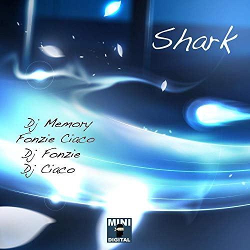 DJ Memory, Fonzie Ciaco, DJ Fonzie, DJ Ciaco, DJ Fonzies Choco & Alonso Chavez