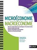 Microéconomie et Macroéconomie aux concours des grandes écoles (PREPAS COMMERCIALES)