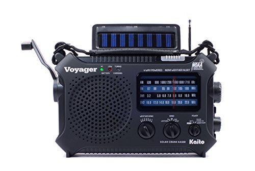 Kaito KA500 AM/FM/SW Radio