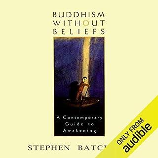 Couverture de Buddhism Without Beliefs