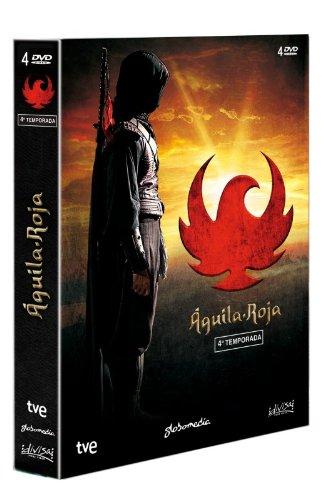 Águila Roja - Temporada 4 [DVD]
